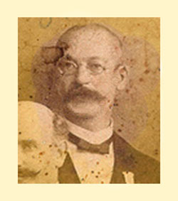 Possible photo of Prof. Archimedes Q. Porter