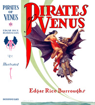 Cover for The Pirates of Venus