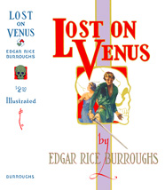 Cover for Lost on Venus
