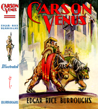 Cover for Carson of Venus